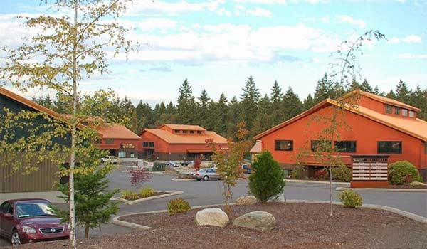 Coppertop Park Commercial Location and Bainbridge Island Storage Unit Location