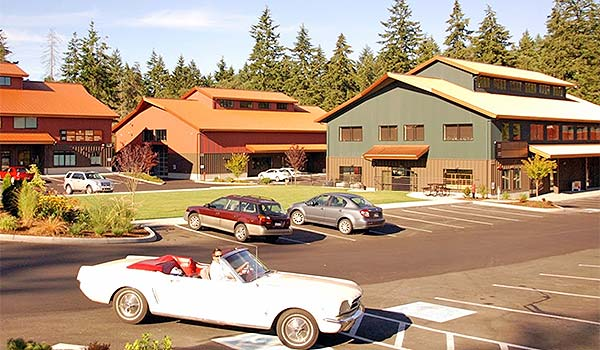 Bainbridge Island Storage Units are at Coppertop Park